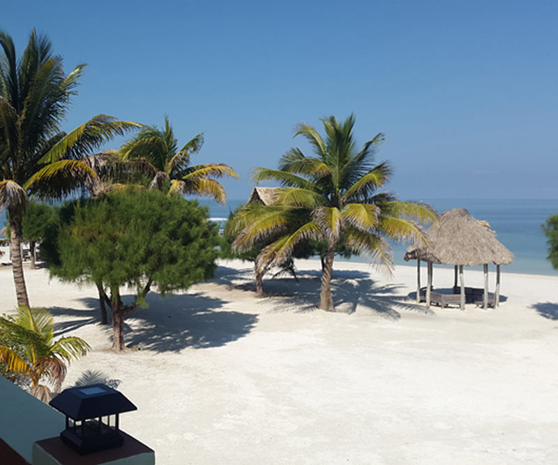 Belize Private Island Lodge